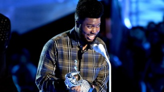 Khalid Says He Never Expected '1-800-273-8255' To Go Top 10, But Hopes The Song Helps People