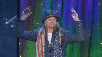 Kid Rock Continues His Political Campaign By Saying He 'Loves Black People' In A Bizarre Letter