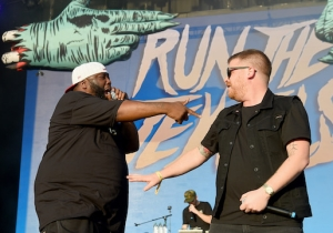 Run The Jewels' 'Mean Demeanor' Brings Some Extra Kick To FIFA18's Latest Ad