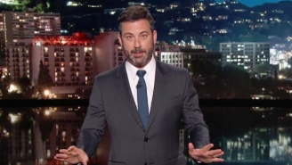 Jimmy Kimmel Breathes A Sigh Of Relief During His Victory Lap After The Death Of The GOP's Healthcare Bill