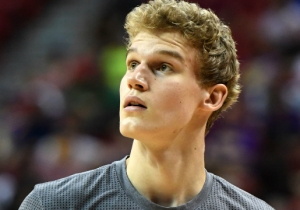 Lauri Markkanen Knows You're Watching, But He's Not Putting Extra Pressure On Himself