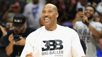 LaVar Ball Is Getting Into The Hydration Game By Announcing Big Baller Brand Water