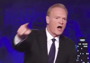 MSNBC's Lawrence O'Donnell Has A Meltdown During Filming That Gives Bill O'Reilly A Run For His Money