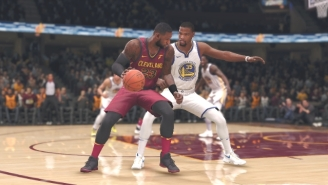'NBA Live 18' Is A Major Step In The Right Direction