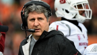 Washington State Coach Mike Leach Gave His Thoughts On The Existence Of Bigfoot And Aliens