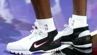LeBron Nearly Signed A $115 Million Deal With Reebok, But Didn't Like Their Shoes