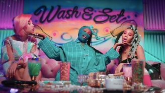 Leikeli47's Charismatic Personality Is On Full Display For Her Full Length Debut 'Wash & Set'