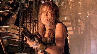 James Cameron's Return To 'The Terminator' Franchise Brings Back The Original Sarah Connor, Linda Hamilton