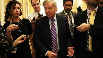 Lindsey Graham Is Getting Slammed For Claiming His Healthcare Bill Covers Pre-Existing Conditions