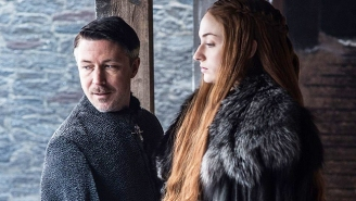 Sophie Turner Doesn't Want To Hear Your Defense For Littlefinger's Actions On 'Game Of Thrones'