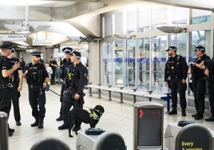 UK Police Have Arrested A Suspect Connected To The London Underground Terror Attack