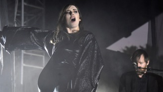 Lykke Li's Latest Pair Of Sad And Sexy Songs Includes A Collaboration With Amine