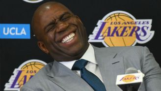 Magic Johnson Is Overjoyed Los Angeles Is Now 'The King Of Basketball'