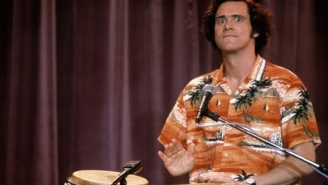 Jim Carrey Opens Up About How Playing Andy Kaufman Took Him To 'Psychotic' Places In A New Documentary