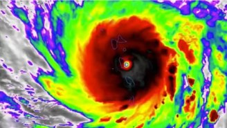 Hurricane Maria's Category 5 Landfall In Dominica Prompted The Dramatic Rescue Of The Nation's Prime Minister