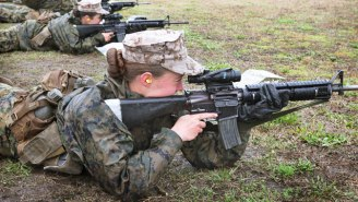 The Marine Corps Will Soon Graduate Its First Female Infantry Officer
