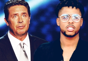We Talked To D'Angelo Russell And Dan Marino About Their Live Fantasy Football Draft