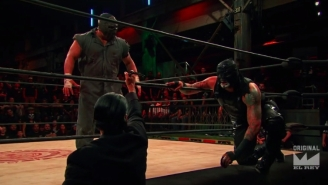 The Over/Under On Lucha Underground Season 3 Episode 35: House Of 100 Corpses