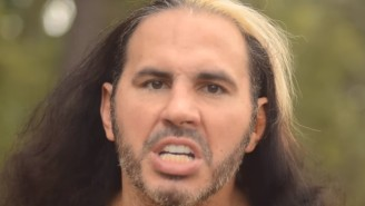 Matt Hardy Is Putting A Trademark-Evading Spin On Things With A New 'Woken' Video