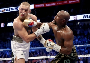 Floyd Mayweather Claims He Went Easy On Conor McGregor To Avoid Brain Damage