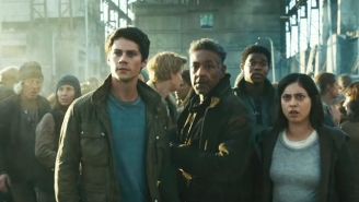 In The Official Trailer For 'Maze Runner: The Death Cure,' All Mazes Are Promised To End
