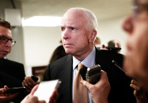 John McCain Is Considering A Flip-Flop On The Latest GOP Version Of The Obamacare Repeal