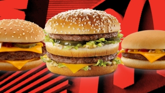 Power Ranking McDonald's Top Hamburgers