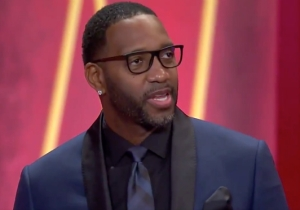 An Emotional Tracy McGrady Thanked Former Teammates, Coaches, And Mentors At His Hall Of Fame Induction