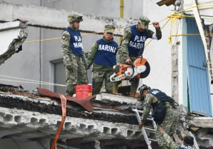 The Mexican Navy Apologizes For Widespread False Reports Of A Girl Trapped In Earthquake Rubble
