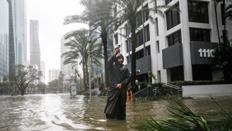 Irma Leaves Over 5.7 Million Without Power In Florida, And Sets Its Sights On Atlanta, Georgia