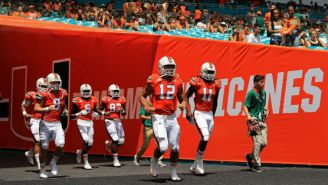 Miami Vs. Arkansas State Won't Be Played Because Of Hurricane Irma