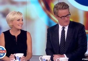 Joe Scarborough And Mika Brzezinski Tell 'The View' That Trump's Advances On Mika Were 'Pornographic'