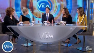 Anthony Scaramucci Accuses Steve Bannon Of Having White Nationalist 'Tendencies' On 'The View'