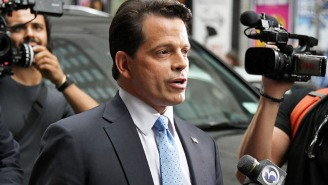 Anthony Scaramucci's Latest Gig Is Going To Be Co-Hosting 'The View'