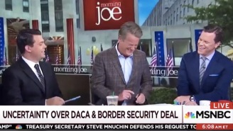 Joe Scarborough Mocks Ann Coulter And Sean Hannity For Turning On Trump Over DACA