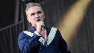 Morrissey Blames The Media For His Controversial Kevin Spacey And Harvey Weinstein Comments