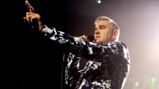 Morrissey Protests Police Brutality With His Latest Tour Merch