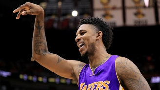 Nick Young Had The Most Swaggy P Response To How He'll Handle Warriors Late-Game Situations