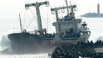 North Korea May Be Evading Sanctions By Falsifying Destinations Of Ships Carrying Russian Oil