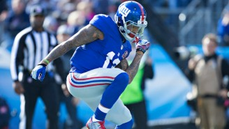 Odell Beckham And Russell Westbrook Reportedly Had A Fashion Week Dance-Off
