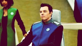 Seth MacFarlane's 'The Orville' Isn't A 'Star Trek' Spoof. It's Just Bad 'Star Trek'