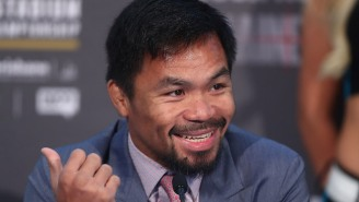 Manny Pacquiao Was Stunned By The Judges In Canelo-GGG Like Everyone Else