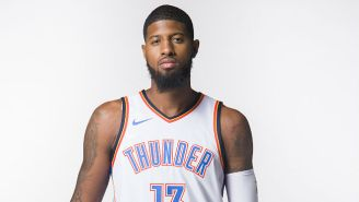 Paul George Wasn't Happy With How The Pacers Handled Another Star Player's Departure
