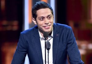 Pete Davidson Slams Chevy Chase As A [Bleeping] Douchebag And A 'Bad, Racist' Putz