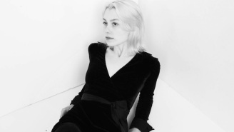 Phoebe Bridgers' Melancholy 'Christmas Song' Cover Features Jackson Browne