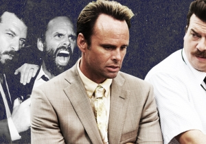 Danny McBride And Walton Goggins On Syntax, Decor, And The Beginning Of The End For 'Vice Principals'