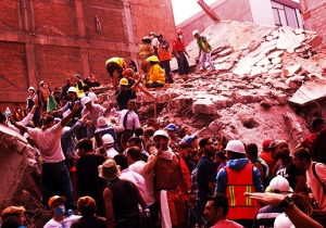 Donate To These Charities To Help The Victims Of Mexico's Massive Quake