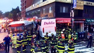Two Buses Collided In Queens, Killing Multiple People And Injuring A Dozen More