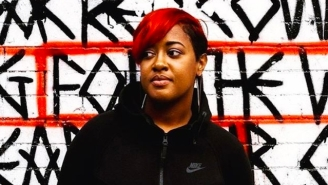 Kendrick Lamar Co-Signs Rapsody One More Time On Her Latest Single, 'Power'