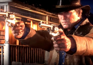 The New 'Red Dead Redemption 2' Trailer Arrives Guns Blazing